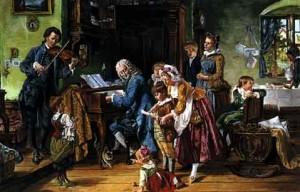 cantate met kinderen kloosterkerk